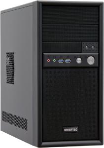 PC Geh�use Mini Tower CE 350W,Schwarz, USB3.0, Audio