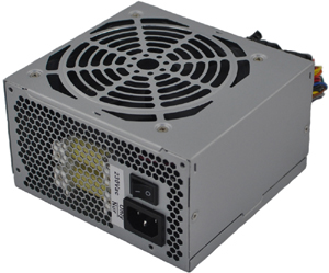 Power Supply  450W ATX 2.03,PFC,120mm,2xSATA,20/4Pin ATX