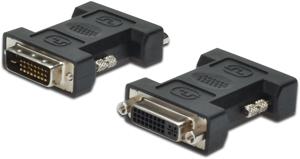 Adapter DVI D STDVI I BU,DVI-D Stecker  DVI-I Buchse