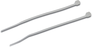 Kabelbinder 200mm x 2,6mm,Zugbelastung bis 8kg 100STK