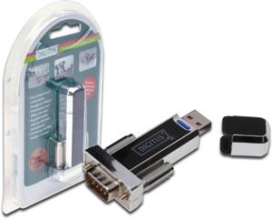 USB Seriell Adapter USB1.1,USBASTDSUB9ST/incl.80cm Kab.