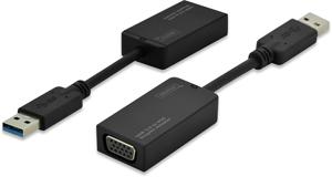 USB 3.0 zu VGA Grafikadapter,max. Auflösung 1080p