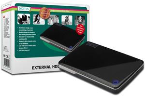 Ext.2.5 HDD Geh. ATA  USB 2.0,ATA zu USB 2.0