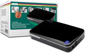 Ext. 3.5 HDD Gehäuse SATA,SATA zu USB 2.0