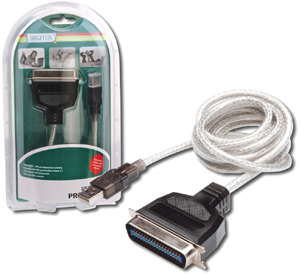 Druckerkabel USB 1,8m,USB A STCENT36 ST