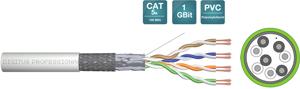 Verlegekabel CAT.5e SF/UTP,4x2xAWG26/7, PVC, 305m