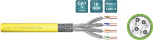 Verlegekabel CAT.7a  S/FTP,4x2xAWG22/1, LSZH-3,
