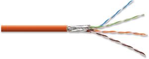 Verlegekabel CAT.7  S/FTP 500m,4x2xAWG23/1, LSOH-3, 500m