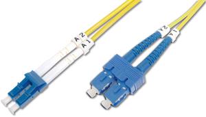 LWL Duplexkabel LCSC  3m OS2,9/125�