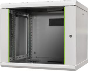 Schrank Wandmontage  9HE T600,H 505 x B 600 x T 600 mm