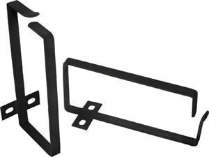 Kabelf�hrungsb�gel DIGITUS 3HE schwarz 10 Stk