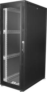 Serverschrank 36HE Glast�r,H1690x B600 xT1000 mm RAL9005