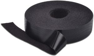 Klettband,10m lang, 20mm breit,für strukturierte Verkabelung
