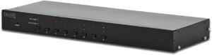 KVM SWITCH 8 Port PS2/USB 19\,8 Port PS2 u. USB Support