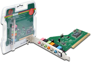 Sound Karte PCI 7.1,VIA VT1723 Chipset