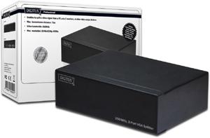 VGA Splitter 2 Fach 350MHz,Max. Aufl�sung 2048x1536