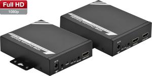 HDMI Video Extender Cat5/Cat6,bis 100m  bis 1080p