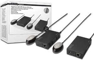 HDMI Video Extender Cat5e/Cat6,bis zu 100m, Aufl. bis 4K