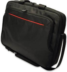 Notebook Tasche 15,6\,Material: Nylon, Farbe:Schwarz