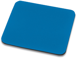 Mouse Pad 3mm  BLAU,250mm * 220mm* 3mm