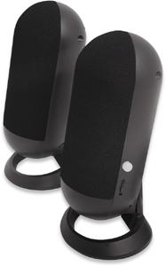 Multimedia Speaker 6W RMS,3,5mm Stecker, integr.Netzteil
