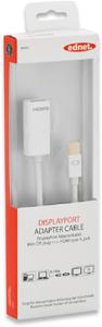 Mini DisplayP.STHDMI BU,Goldk., weiss, 0,15m