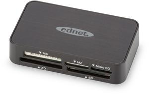 Card Reader All in One USB 2.0,bis zu 480Mbps
