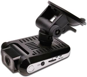 EDNET Dash Cam Full HD 1080p 12MP 5.1cm 2Zoll LCD 1xHDMI 1xmicro USB2.0 3x digitaler Zoom Micro SD inkl. Saugnapfhalterunge