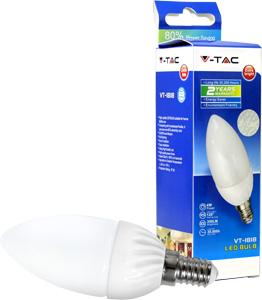 LED Kerze E14 4W Naturweiß,SMD5050, 350lm, 120°