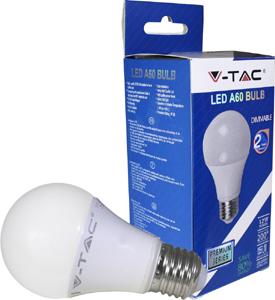 LED Bulblight E27 12W Warmwei�,1055lm, 200�, SMD, Dimmbar