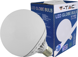 LED Bulblight E27 13W Warmwei�,SMD Chip, 1055lm, 200�