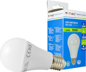 LED Bulblight E27 14W Naturw.,SMD Chip, 1320lm, 200�