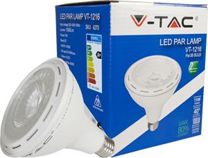 LED Bulblight E27 15W Naturw.,PAR38, 1000lm, 40°, 120x132mm