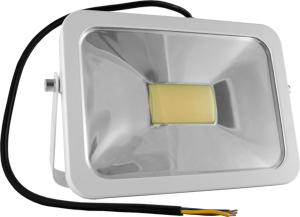 LED Fluter 30W Warmwei� IP65,2700lm Leuchtkraft, Weiss