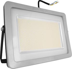LED Fluter300W Kaltwei� IP65,24000lm Leuchtk., Black/Silver