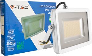 LED Fluter 50W Warmwei� IP65,4000lm Leuchtkraft, Wei�