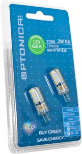 LED Spotlight G4 2W Warmwei�,Eingang 12V, 150lm, Retrofit