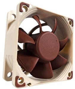 L�fter 12VDC  60x60x25mm,8,2 bis max. 19,38dBA, 3000RPM
