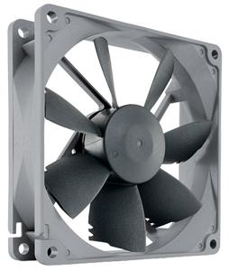 Lüfter 12VDC  92x92x25mm,3-Pin PWM, 1600 RPM