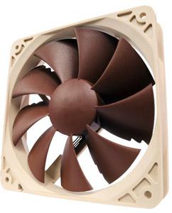 L�fter 12VDC 120x120x25mm,12,6 bis max.19,8dBA, 1300RPM