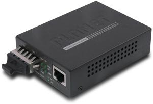 Media Conv.SC/RJ45  Multimode,1000T an 1000SX/MM/SC, 550M