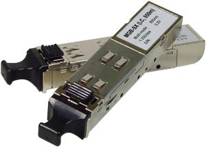SFP Modul f�r Switche 1000SX,LC, Multimode, 850nm, 550M