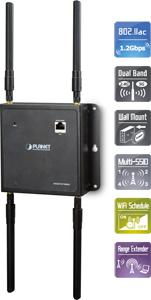WLAN Access Point 2,4 und 5GHz,Wandmontage, IP30