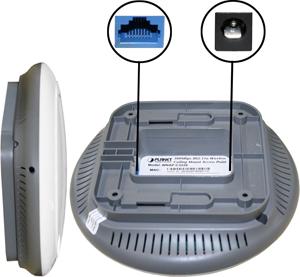 WLAN Access Point 802.11n,Output 18dbi, bis 150Mbps
