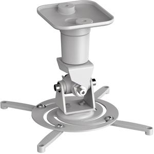 Projektor Halterung, bis 15kg,bis 310mm, +/-25�, Weiss