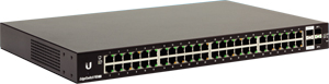 Switch 48x1Gbit 4xSFP Managed,48xGigabit RJ45,2xSFP, 2xSFP+