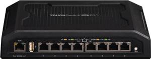 PoE Switch  8x10/100/1000,24V/48V, kein 802.3 Standard